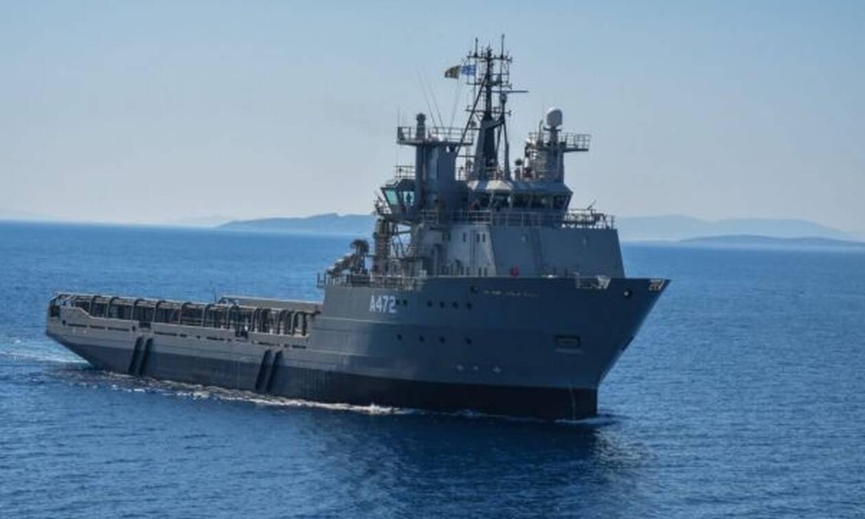Πολεμικό Ναυτικό: Εντυπωσιακές βολές τορπιλών από το υποβρύχιο «Ωκεανός»