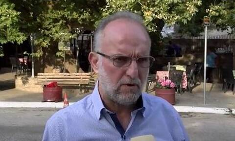 Δήμαρχος Σαπών στο Newsbomb.gr: Ασφαλείς οι κάτοικοι - Δίνουμε μάχη με τη φωτιά