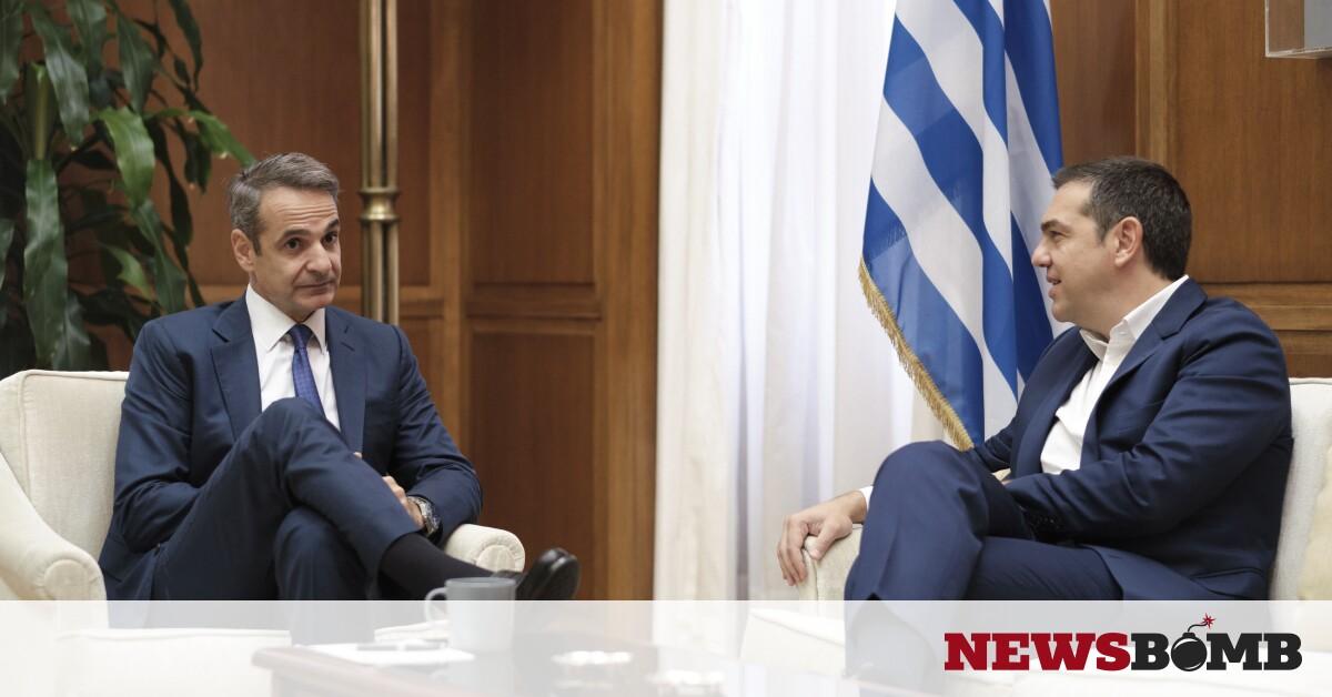 Νέα δημοσκόπηση: Αυτή είναι η διαφορά ΝΔ – ΣΥΡΙΖΑ – Ανησυχία για τον κορονοϊό – Newsbomb – Ειδησεις