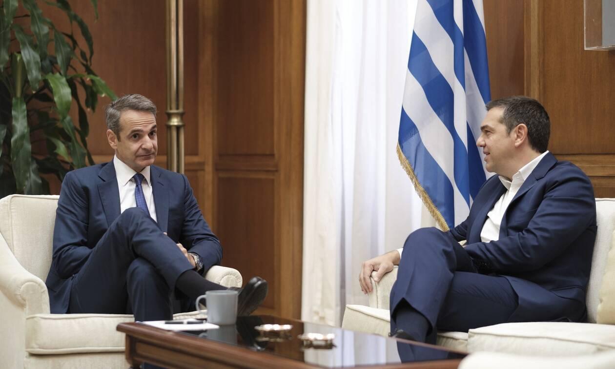 Νέα δημοσκόπηση: Αυτή είναι η διαφορά ΝΔ - ΣΥΡΙΖΑ - Ανησυχία για τον κορονοϊό