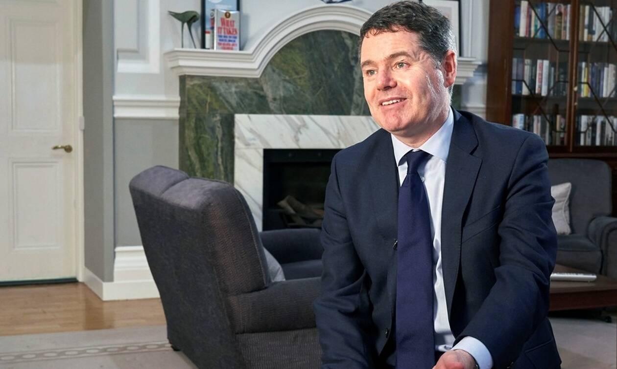 Eurogroup: Νέος πρόεδρος ο Ιρλανδός υπουργός Οικονομικών Πασκάλ Ντόναχιου