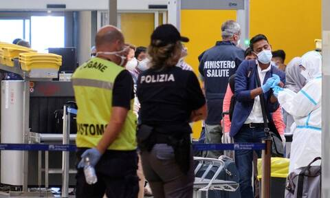 Ιταλία: Απαγορεύει την είσοδο σε επιβάτες που προέρχονται από 13 χώρες (Λίστα)