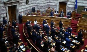 Υπερψηφίστηκε το νομοσχέδιο για τις διαδηλώσεις