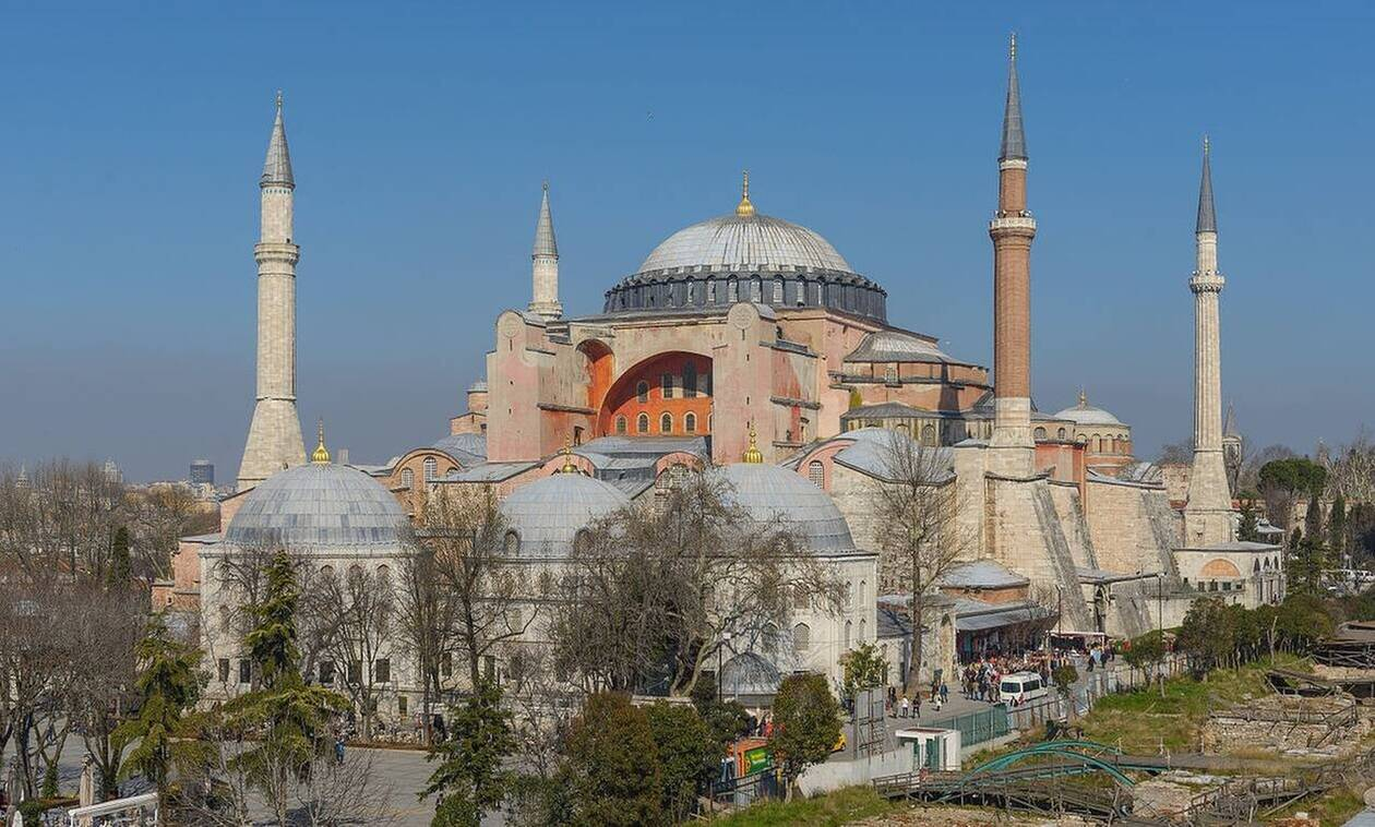 UNESCO: H Τουρκία να διεξαγάγει «διάλογο» για την Αγιά Σοφιά