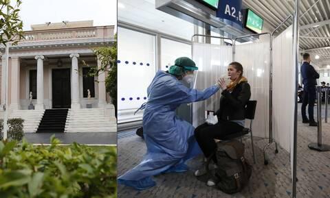 Κορονοϊός: «Plan B» αν υπάρξει αύξηση των κρουσμάτων - Έκτακτη σύσκεψη στο Μαξίμου