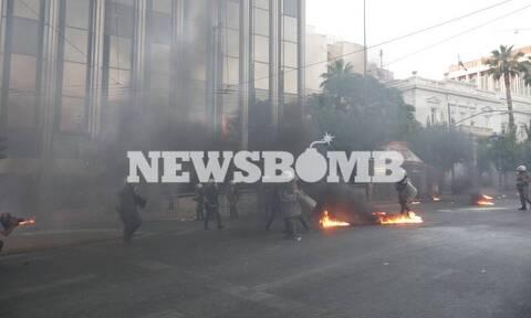 Καταγγελία Ειδικών Φρουρών: Αστυνομικός απέτρεψε σύλληψη κουκουλοφόρου