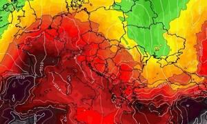 Καιρός: Με καύσωνα ή χωρίς; Καρέ καρέ η τάση για τον καιρό έως τις 25 Ιουλίου