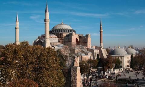 Αγία Σοφία: Εντός της ημέρας η δικαστική απόφαση για τη μετατροπή σε τζαμί