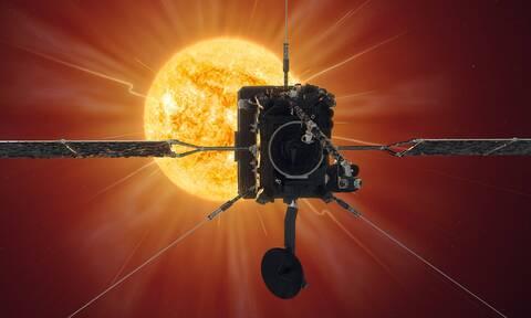 Οι πρώτες φωτογραφίες του Ήλιου από το Solar Orbite είναι μαγευτικές