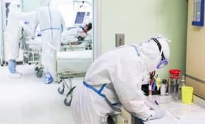 В России за сутки выявили 6 635 заразившихся коронавирусом