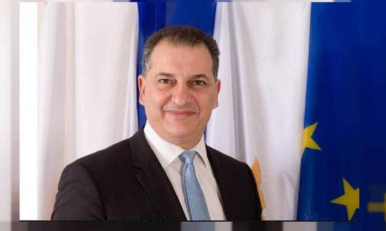 Κύπρος: Παρέδωσε τα ηνία του υπουργείου Ενέργειας ο Γιώργος Λακκοτρύπης