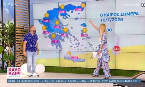 Οι επικές ατάκες του Γκουντάρα στη σύζυγό του on air και η αντίδρασή της