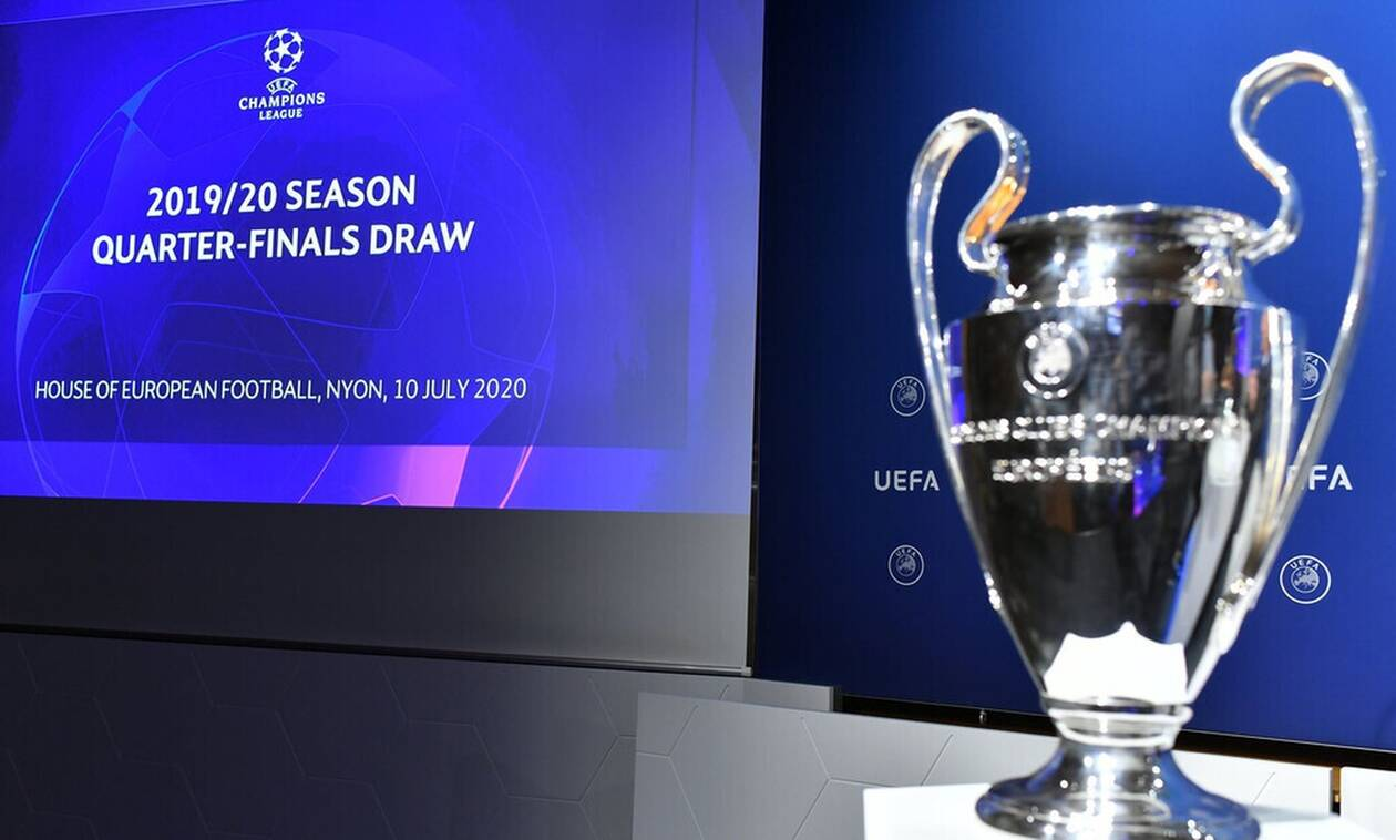 Champions League: Αυτά είναι τα ζευγάρια των προημιτελικών και των ημιτελικών