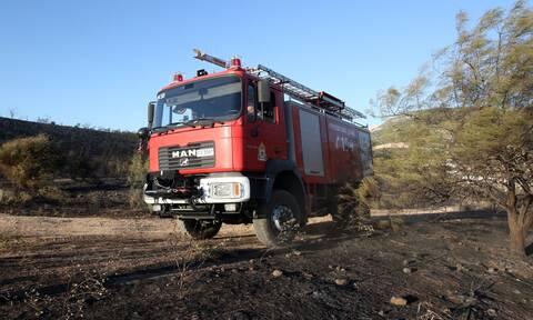 Φωτιά ΤΩΡΑ στο Λουτράκι: Ισχυρές δυνάμεις στην Περαχώρα