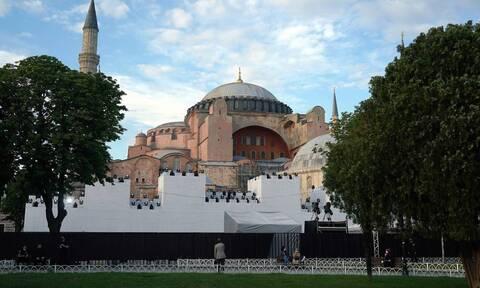 Αγία Σοφία: «Μαύρη» μέρα για την Ορθοδοξία! Ο Ερντογάν την κάνει τζαμί