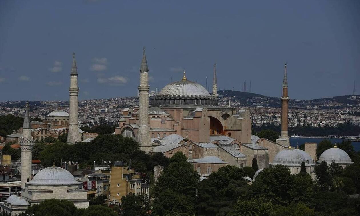 Αγία Σοφία: Έτσι αποφάσισε ο Ερντογάν να την κάνει τζαμί - Όλο το παρασκήνιο