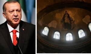 Αγιά Σοφιά: Επιτέλους, ας σταματήσει κάποιος τον παράφρονα Ερντογάν