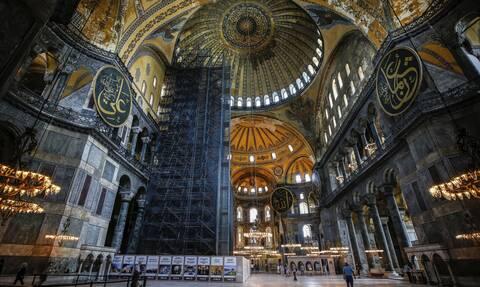 Αγία Σοφία: Μπαράζ αντιδράσεων παγκοσμίως για την μετατροπή της σε τζαμί