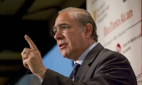 ΟΟΣΑ: Αποχωρεί ο γενικός γραμματέας του, Άνχελ Γκουρία