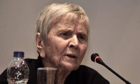 Ελένη Γλύκατζη - Αρβελέρ για Αγιά Σοφιά: Είναι η δεύτερη Άλωση της Πόλης