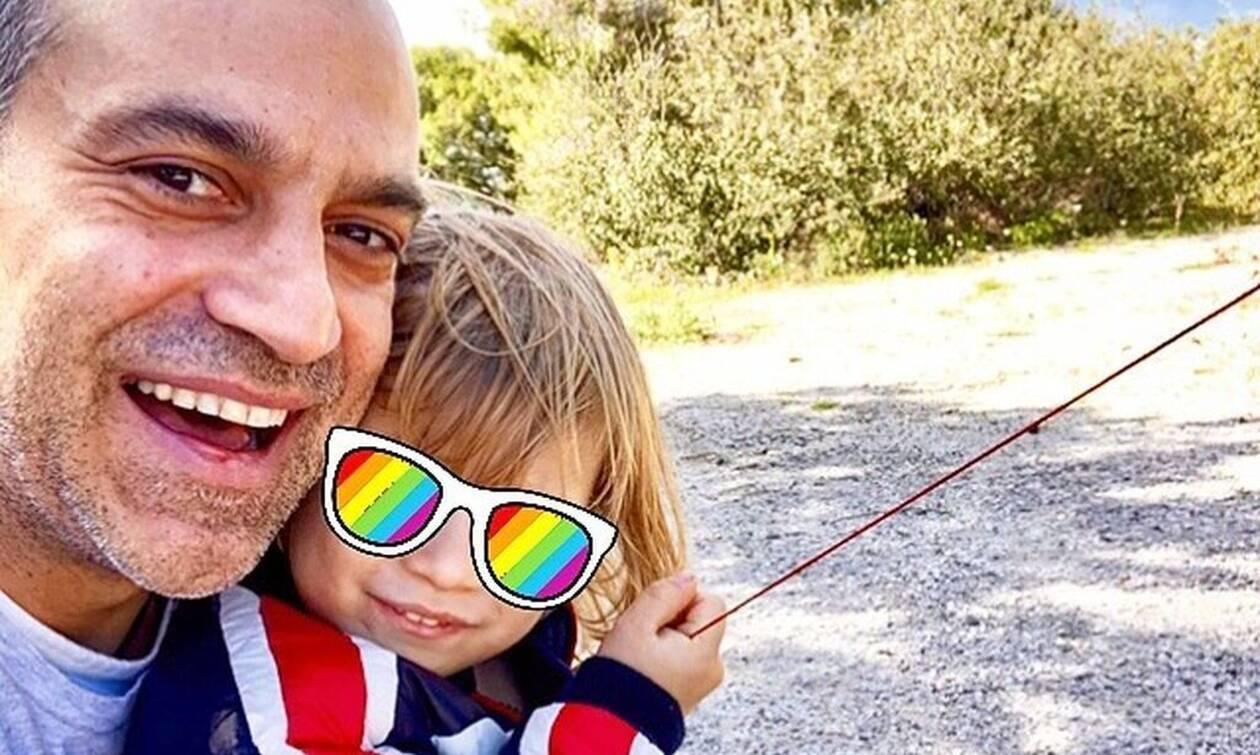 Κρατερός Κατσούλης: Οι καλύτερερες στιγμές με τα παιδιά του