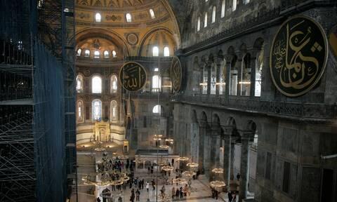 Αγία Σοφία - Γερμανία: Ερντογάν, ο δεύτερος κατακτητής της Κωνσταντινούπολης;