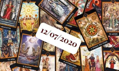 Η ημερήσια πρόβλεψη Ταρώ για 12/07!