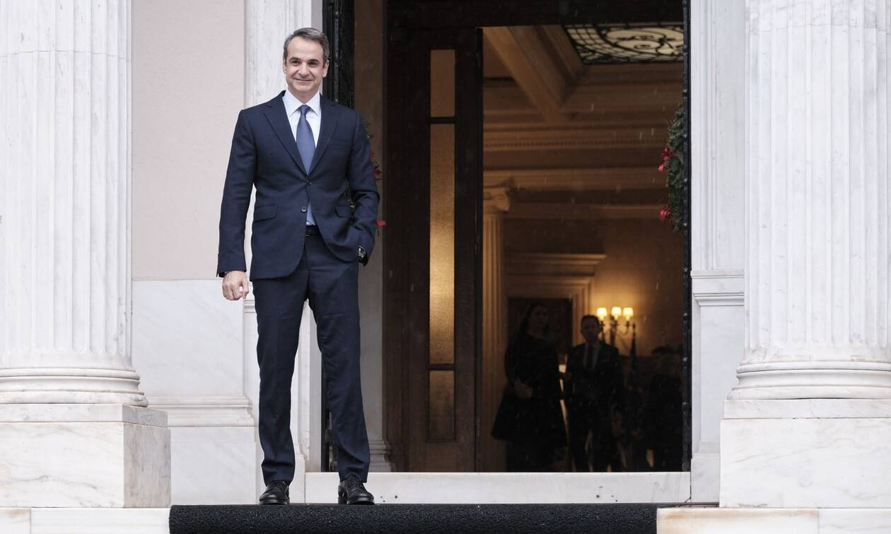 FAZ: Έπαινοι για τον ένα χρόνο κυβέρνησης Μητσοτάκη: «Η αισιοδοξία της Ελλάδας»
