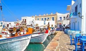 Το καλύτερο νησί της Ευρώπης για το 2020 είναι η Πάρος
