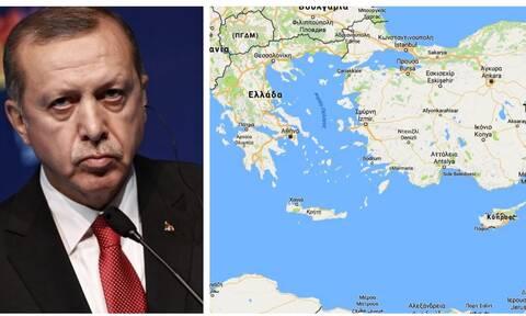 Ο Ερντογάν δεν μπλοφάρει! Θα «στοχεύσει» σε Ελλάδα και Κύπρο