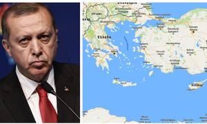 Ερντογάν: Δεν μπλοφάρει! Σταματήστε τον πριν «στοχεύσει» σε Ελλάδα και Κύπρο