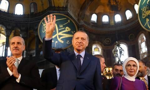Αγία Σοφία: Ποιες μπορεί να είναι οι κυρώσεις για τον Ερντογάν;