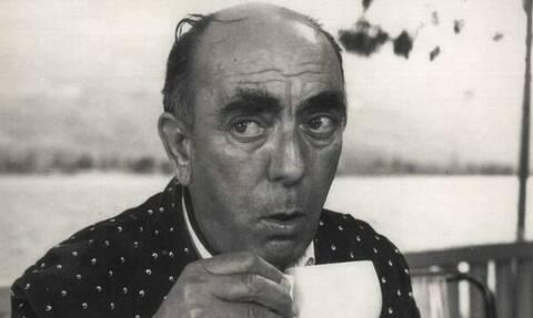 Σαν σήμερα το 1912 γεννήθηκε ο ηθοποιός Διονύσης Παπαγιαννόπουλος