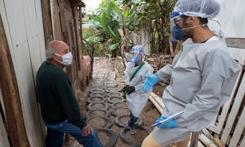Κορονοϊός - Βραζιλία: Άλλοι 1.071 θάνατοι εξαιτίας της COVID-19 σε 24 ώρες