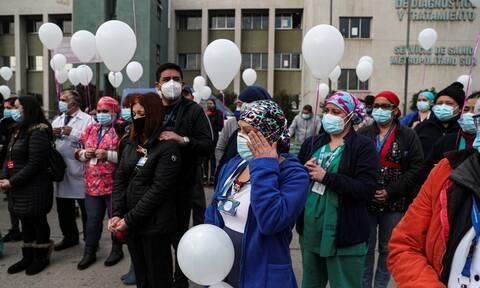 Κορονοϊός - Χιλή: Ξεπέρασαν τους 11.000 οι νεκροί εξαιτίας της COVID-19