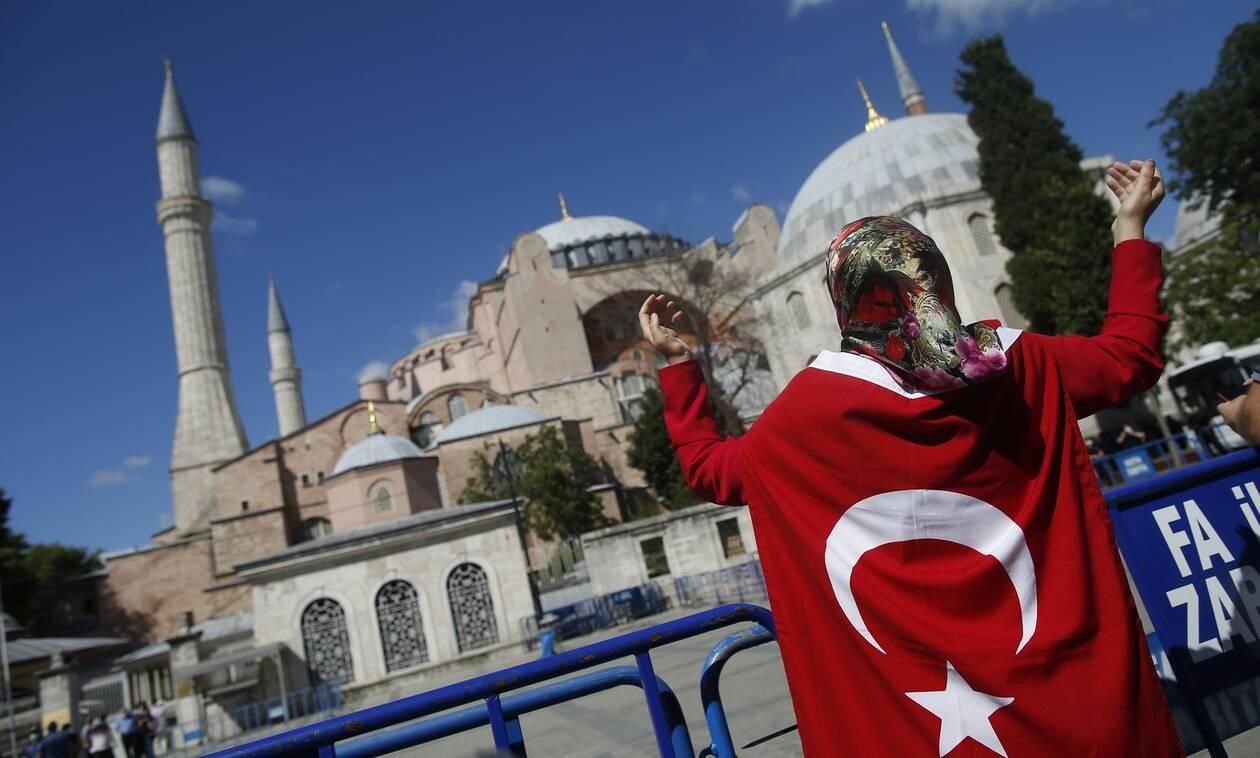 Αγία Σοφία: Γιατί ο Ερντογάν επέλεξε την 24η Ιουλίου για την επαναλειτουργία ως τζαμί