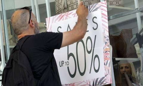 Θερινές εκπτώσεις: Πότε αρχίζουν - Ποια Κυριακή θα λειτουργήσουν τα μαγαζιά