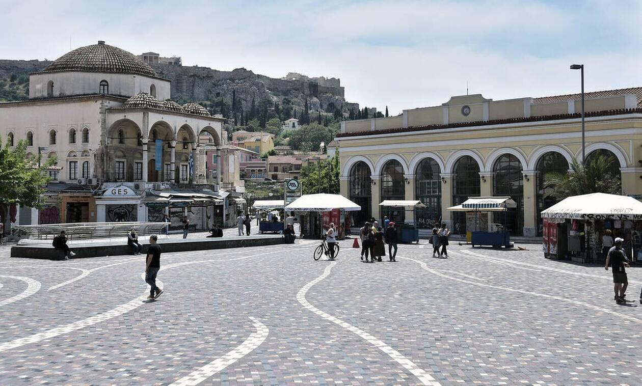 Έρχονται νέες παρεμβάσεις στο κέντρο της Αθήνας - Δείτε πότε και ποιες