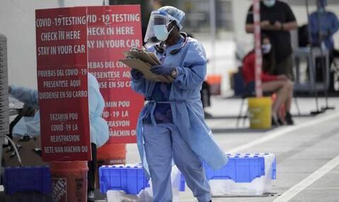 Κορονοϊός - ΗΠΑ: Πάνω από 15.000 νέα κρούσματα σε 24 ώρες στη Φλόριντα