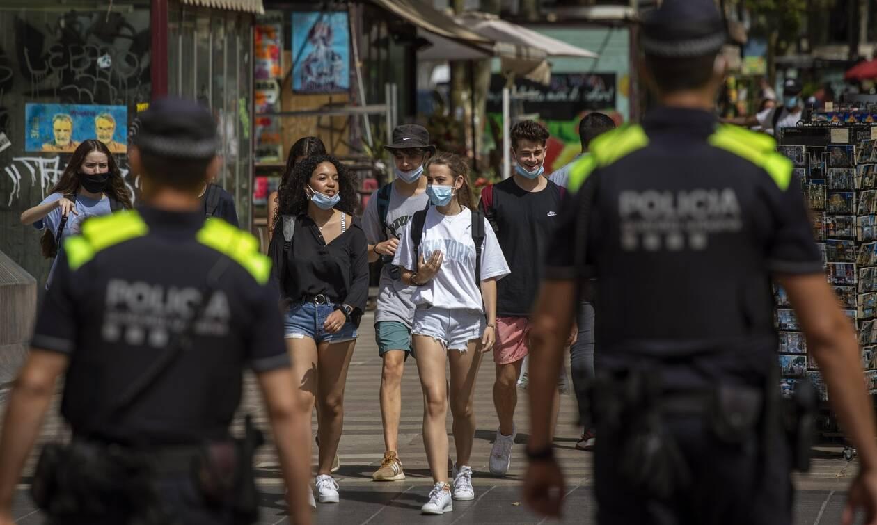 Ισπανία: Καραντίνα ξανά - Συναγερμός στην Καταλονία
