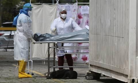 Κορονοϊός στη Βραζιλία: 641 νεκροί και 24.831 κρούσματα μόλυνσης σε 24 ώρες