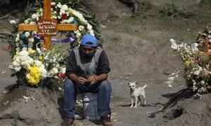 Κορονοϊός στο Μεξικό: Η χώρα θρηνεί πλέον πάνω από 35.000 νεκρούς