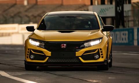 Το Honda Civic Type R Limited Edition πέτυχε νέο ρεκόρ στην πίστα της Suzuka