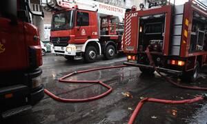 Φωτιά ΤΩΡΑ σε διαμέρισμα στις Συκιές Θεσσαλονίκης