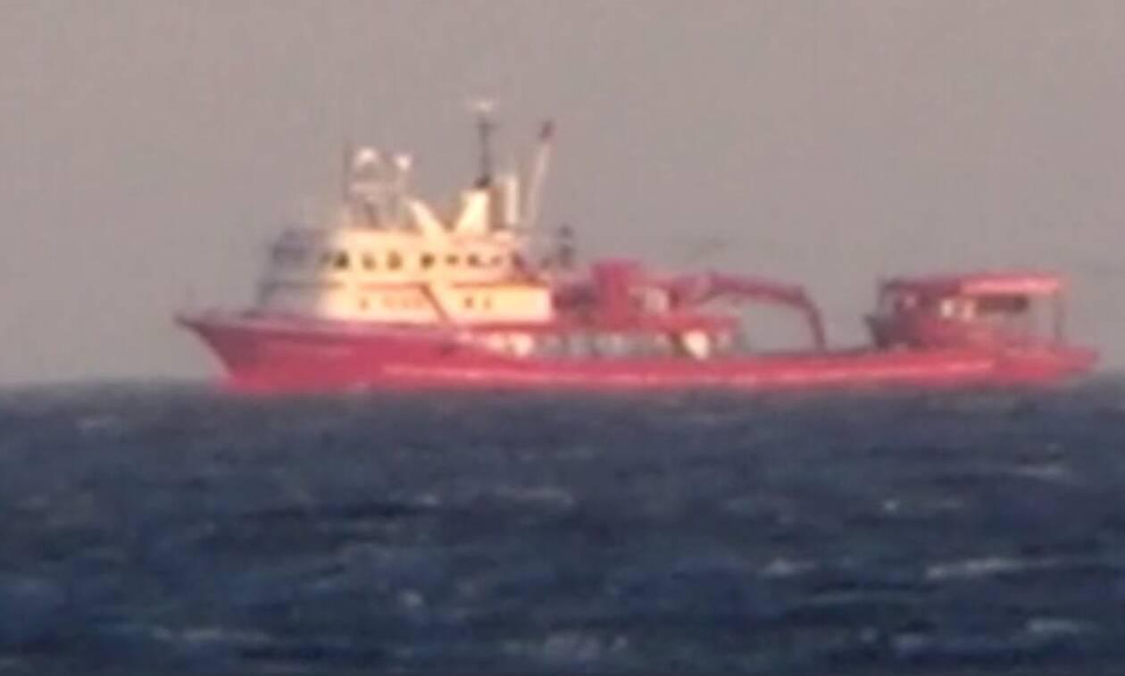 Νέα τουρκική πρόκληση - Αλιευτικιά έφτασαν μέχρι την... Μύκονο!