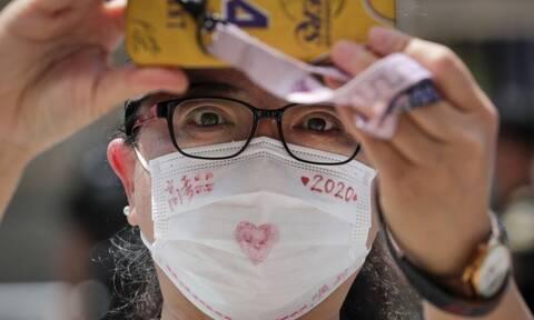 Κορονοϊός: Ασυμπτωματική ασθενής μόλυνε 71 ανθρώπους μέσα σε 60 δευτερόλεπτα
