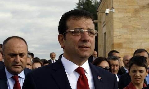 Τουρκία: «Βολές» Ιμάμογλου κατά Ερντογάν για την Αγία Σοφία
