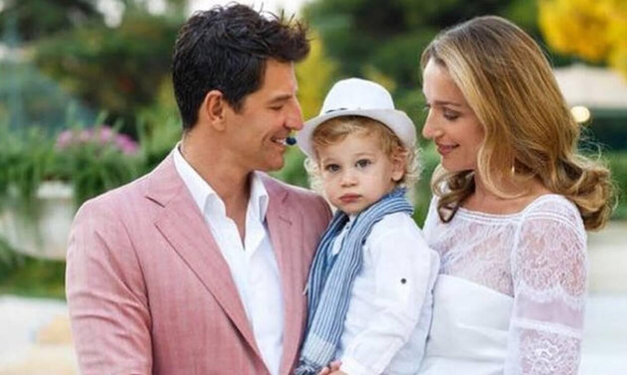 Ρουβάς: Δες πόσο μοιάζει με τον μικρό του γιο