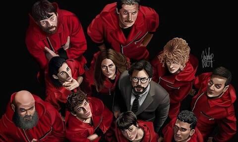 La Casa de Papel: Η αποκάλυψη για την 5η σεζόν που τρελαίνει (pics)