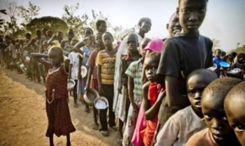 ΟΗΕ: Η πείνα επιδεινώνεται στον κόσμο - Δυσοίωνες οι προοπτικές για το 2020